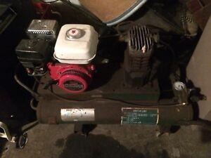 Gas Powered Air Compressor