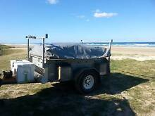 Galvanised Kedron Walkabout Camper Trailer Ocean View Pine Rivers Area Preview