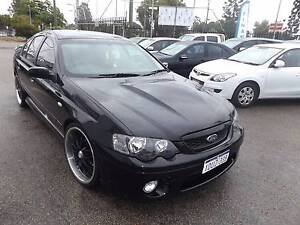 2007 FORD FALCON XR8 BOSS 260 (6 SPEED MANUAL) $10990 Carlisle Victoria Park Area Preview