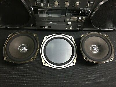 suspensions for the woofers  Aiwa cs-880 / AIWA CS-88 and metal subwoofer drive segunda mano  Embacar hacia Mexico