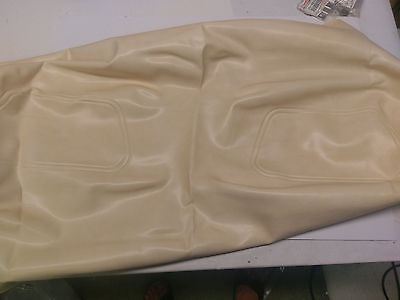 Club Car DS Back Seat Cover | Beige | Buff | Tan | 2000 and up Golf Cart