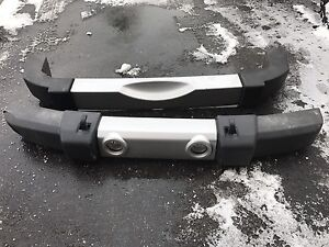 Jeep wrangler jk 2011 bumpers Cambridge Kitchener Area image 3