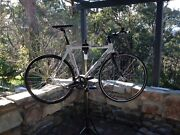 Men's Argon 18, fixie track bike. Crafers Adelaide Hills Preview
