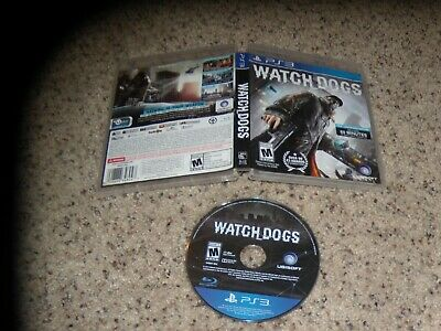 Watch Dogs Playstation 3 PS3  for sale  Shipping to Nigeria