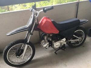 Running dirt bike  $300.