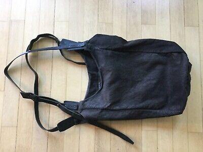 Isaac Sellam XL Crossbody Bag Leather RRP1500