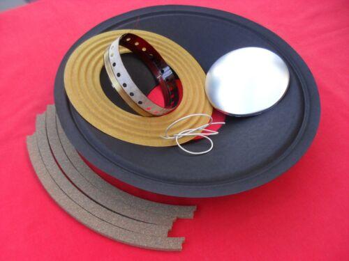 """15"""" Speaker Recone Paper Edge Kit JBL D130, 130A 8 ohm Recone Kit."""