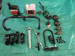 Assortment of Bike Parts Walkerville Walkerville Area Preview