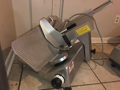 Bizerba Se12d Heavy Duty Commercial Countertop Meat Deli Cheese Slicer Nice