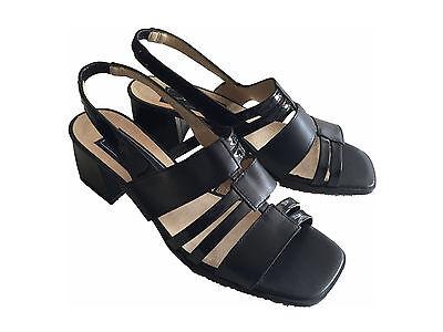 Ocean Leder Schuhe (Simona Fashion Damen Schuhe  ocean Leder  Gr.5  38                   (9032-1))