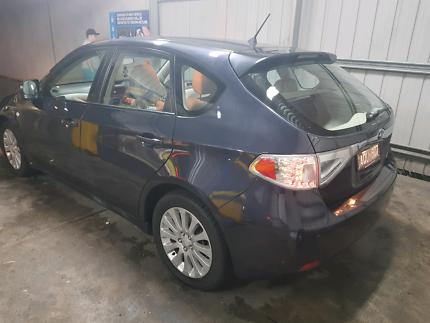 Wanted: Subaru Impreza