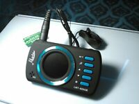 LT100 Camp-on Strings Electronic Tuner for Violin simple G D A E clips on bridge