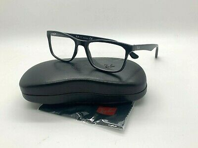 NEW Ray-Ban OPTICAL ORX5279 2000 BLACK EYEGLASSES FRAME (Ray Ban Prescription Lenses)
