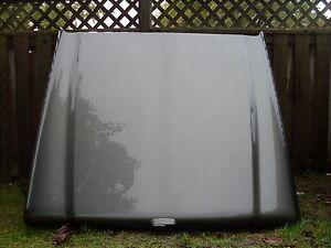 "F 150 Grey tonneau cover-Dimensions 71"" x 75"" Windsor Region Ontario image 1"