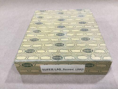 Box Of 25 Bussmann Buss Super-Lag Renewal Links LKS-150 600V #01A29PR2