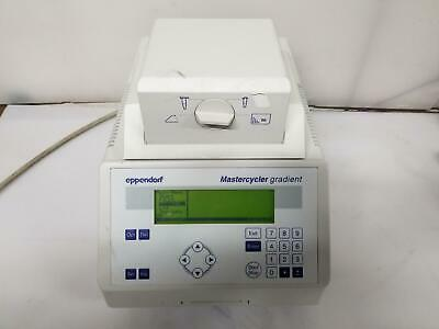 Eppendorf Mastercycler 5331 Gradient Thermal Cycler W 96 Well Block