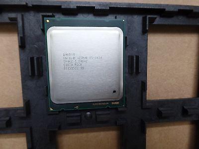 Intel Xeon E5-1650 SR0KZ, LGA 2011, 3.2 GHz Six Core (CM8062101102002), W/O FAN