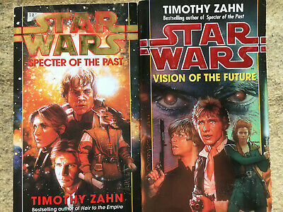 Star Wars Hand of Thrawn Duology: Specter + Vision by Timothy Zahn...