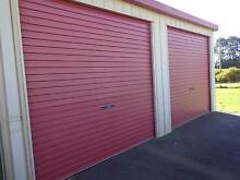 PAIR OF ROLLER DOORS 2ND HAND GOOD CONDITION Albany Albany Area Preview