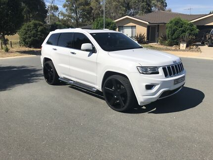 Wanted: Jeep Grand Cherokee limited
