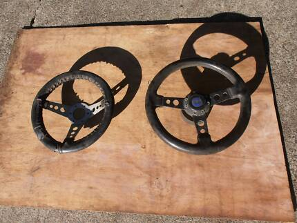 Sports Steering Wheels Suit Ford with Boss Kit Wollongong 2500 Wollongong Area Preview