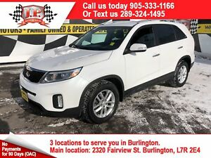 2015 Kia Sorento LX, Automatic, Heated Seats, Bluetooth