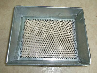 Metal Dirt Sifter    Trapping Traps Raccoon Fox Duke Bridger, used for sale  Guthrie Center