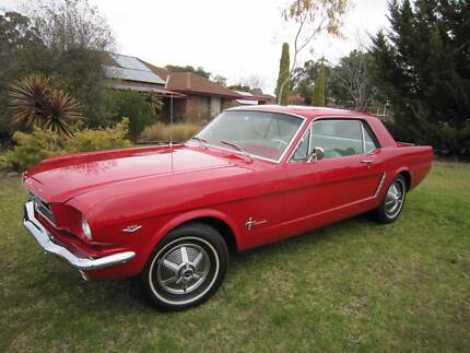 1965 Ford Mustang Coupe Kurunjang Melton Area Preview