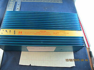 5 Volt 100 Amps Dc Output Power Supply 1000 Va Input 103- 254 Vac 47-440 Hzz4s4