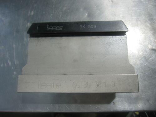 Iscar SGTBU 38-1-9 BK-509 parting blade cutoff tool holder