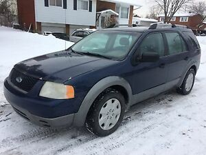2006 Ford Freestyle AWD...6-pass, tout equippee