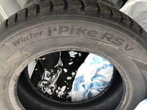 4 pneus 215 / 65 / R16