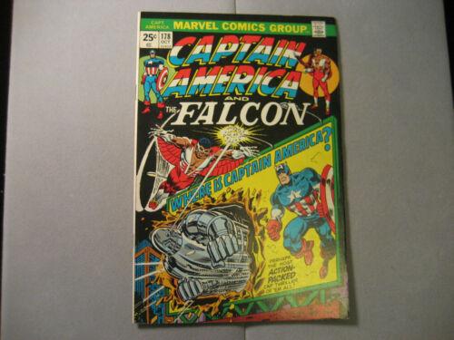 Captain America #178 (1974, Marvel)