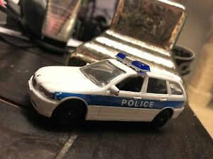 JOY CITY INDUSTRIES  BMW 3eR TOURING, POLICE CAR  1/43