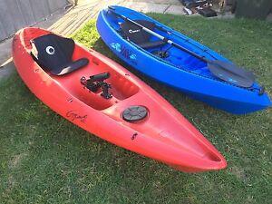 Kayaks Altona North Hobsons Bay Area Preview