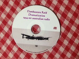 The-Dambusters-1954-Old-time-radio-Dramatization-26-half-hour-episodes-Mp3-CD