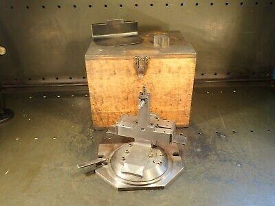 Econ-o-line Accro Precision Diamond Grinding Wheel Radius Tangent Dresser Used