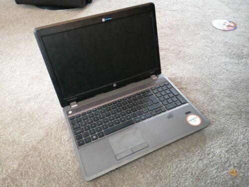 Laptop Windows - HP Probook 4540s Windows Laptop Spares or Repair NO PSU WON'T CONNECT Internet