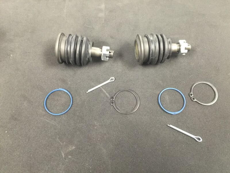 LEXUS IS200 IS300 2 FRONT UPPER TOP SUSPENSION WISHBONE ARM BALL JOINT PAIR LHRH