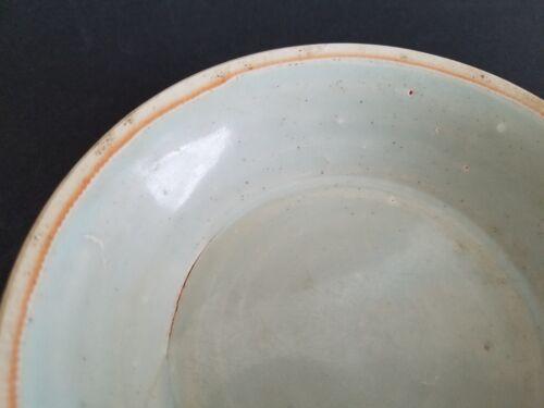 Song Dynasty Ying Qing  Plate ( 宋代影青水洗)