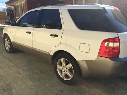 2005 Ford Territory Wagon Dandenong Greater Dandenong Preview