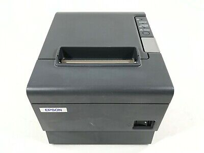 Epson Tm-t88iv M129h Pos Thermal Receipt Printer Usb Port No Cords Included