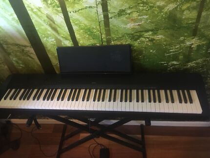 Casio CPD-120 keyboard with stand