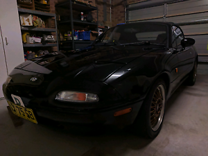 1994 mazda mx5 NA for swap or cash Beresfield Newcastle Area Preview