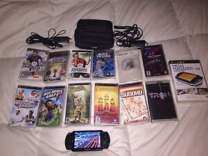 Sony PSP 1001 Portable System, Games & Accessories For Sale