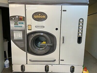 Union Dry Cleaning Machine