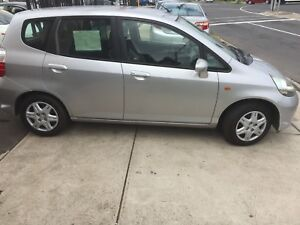2007 Honda Jazz GLi Hatch back Maidstone Maribyrnong Area Preview
