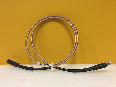 Carlisle Whu18-3636-048 Dc To 18 Ghz Sma M To Sma M. Rf Cable Assembly