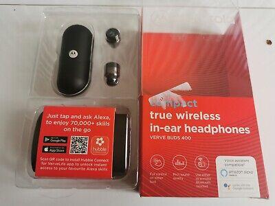 Motorola Verve Buds 400 True Wireless Earbuds