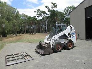 Bobcat 773 Turbo Mountain Creek Maroochydore Area Preview
